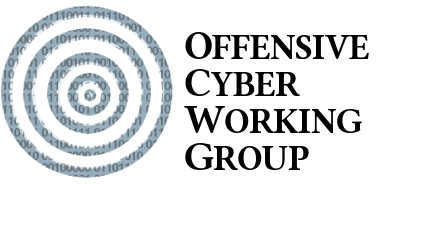 Offensive Cyber Working Group